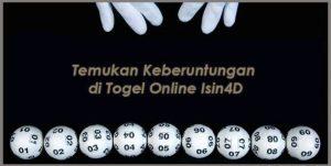 Agen Togel Isin4D Online