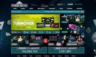 Situs PokerBoya - Main Judi Poker Online yang Begitu Menguntungkan
