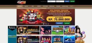 Vegas88 - Situs Casino Slot Online Dengan Varian Game Terbaik
