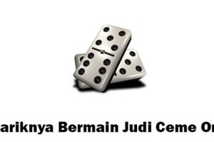 Bermain Judi Ceme Online di Indonesia